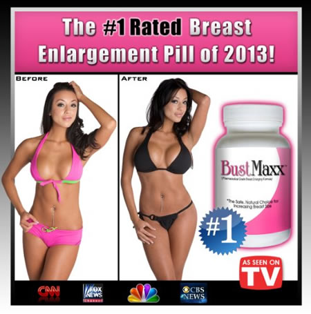 Breast Enlargement Pill Reviews - breastoptionscom