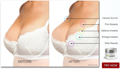 how to apply breast cream
